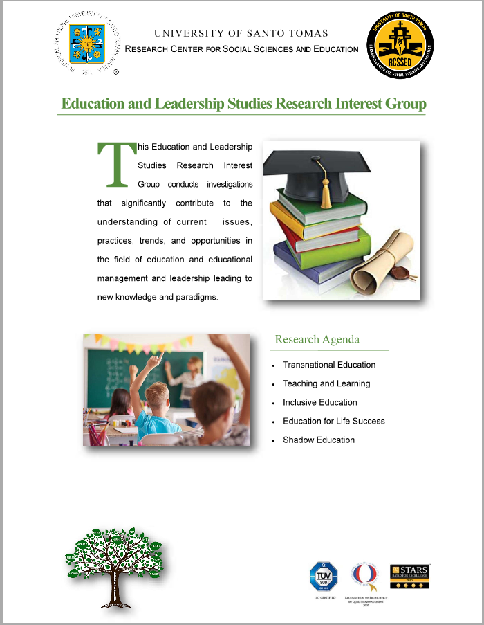 Education and Leadership Studies