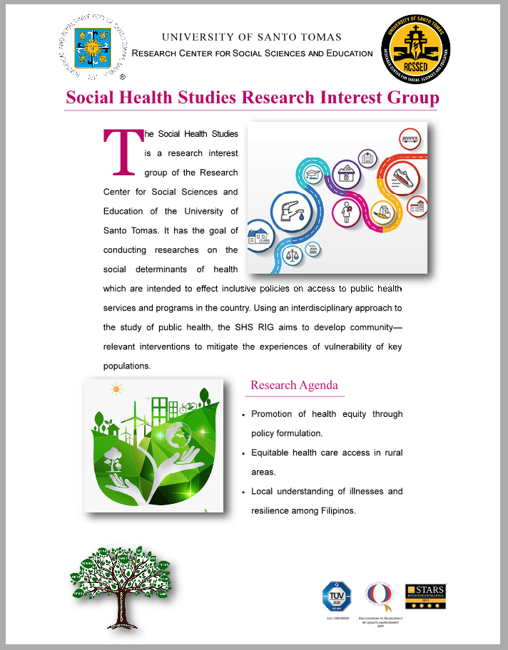 Social Health Studies
